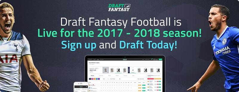 Draft Fantasy Football - Fantasy Premier League