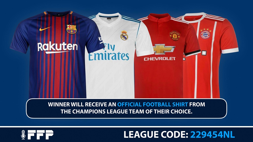 UEFA Champions League Fantasy Football Tips