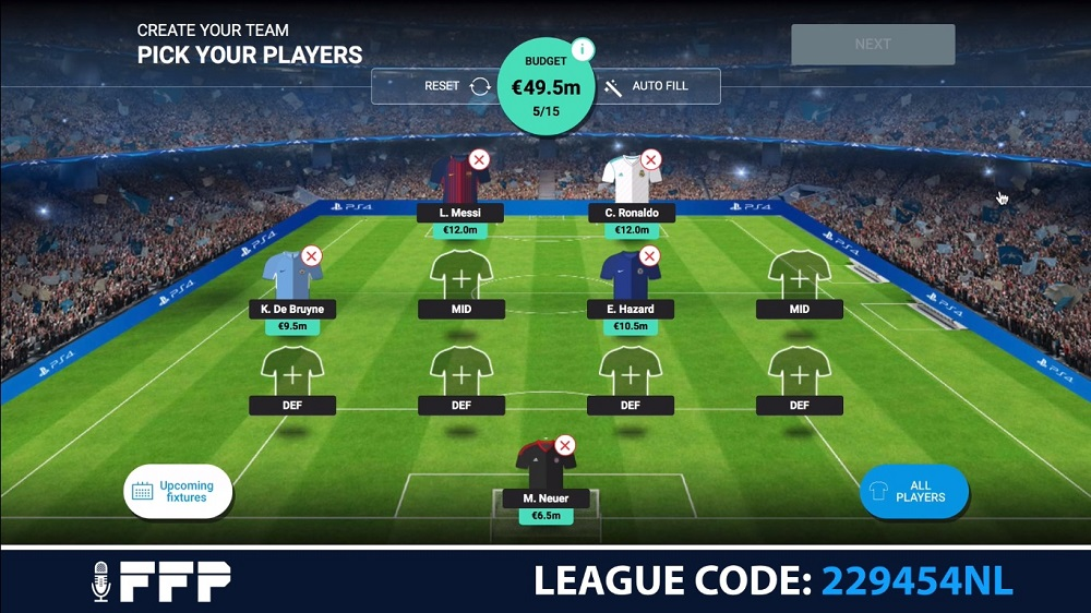 UCL Champions League Fantasy Football Tips from Fantasy Football Pundits