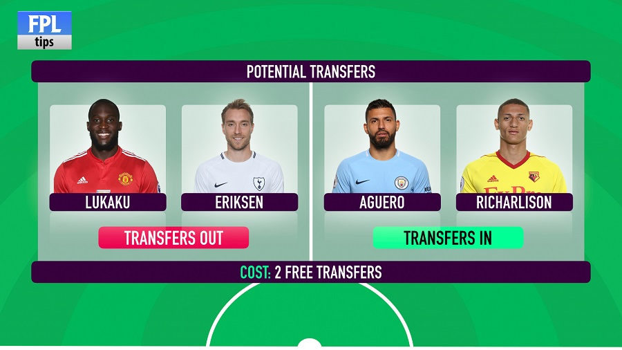 Potential FPL transfers for Gameweek 10