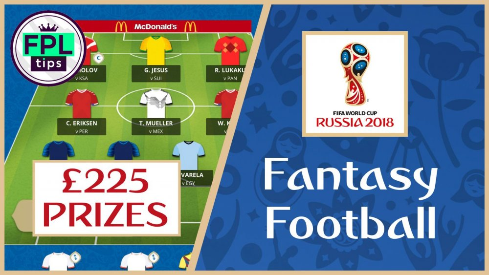 World Cup Fantasy Football League