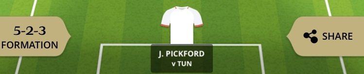 world cup fantasy - goalkeeper