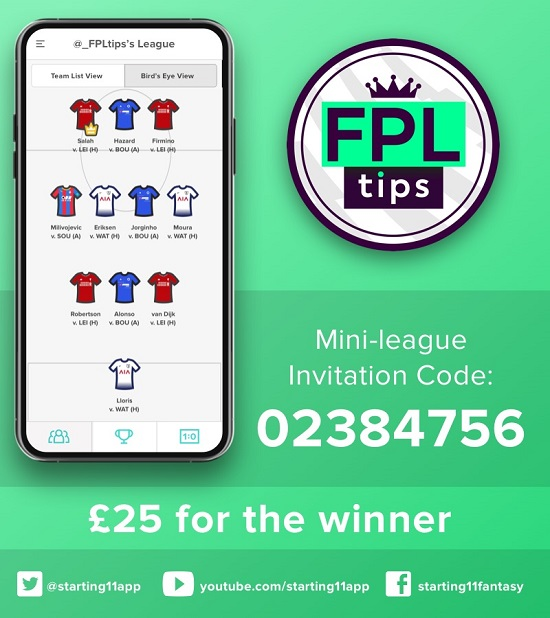 daily fantasy premier league - gameweek 24