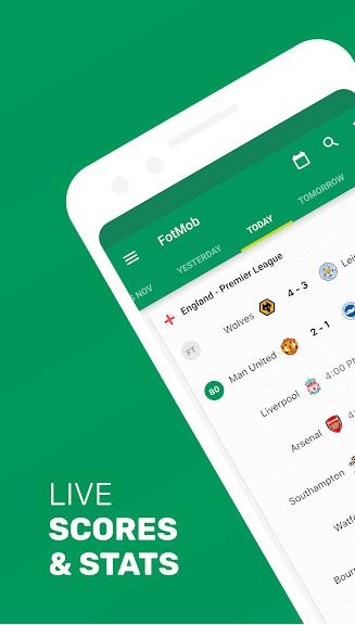 FotMob - Live Football Scores App