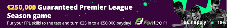 FanTeam 250K FPL Cash League