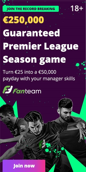 FanTeam FPL cash league