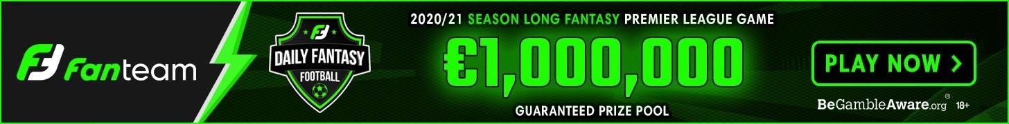 FPL cash league fanteam million