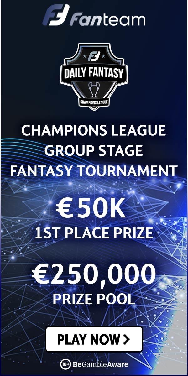 FanTeam 250K Champions League