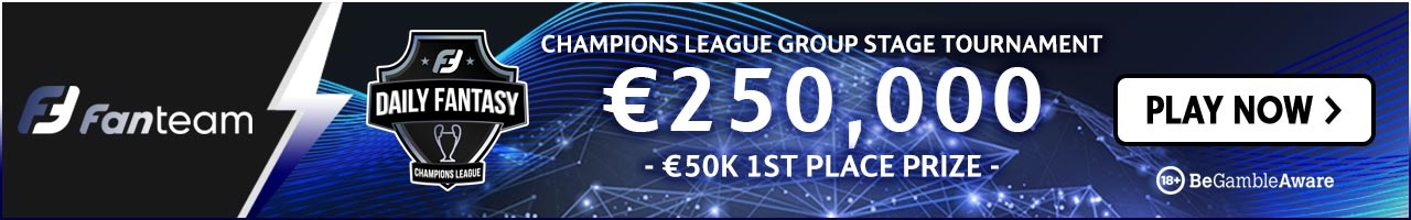 introducing the fanteam uefa champions league fantasy 250 000 game fantasy football community fanteam uefa champions league fantasy