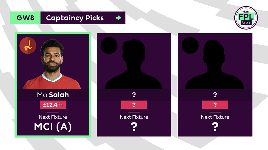 FPLTips Captain Picks Gameweek 8 - Mo Salah