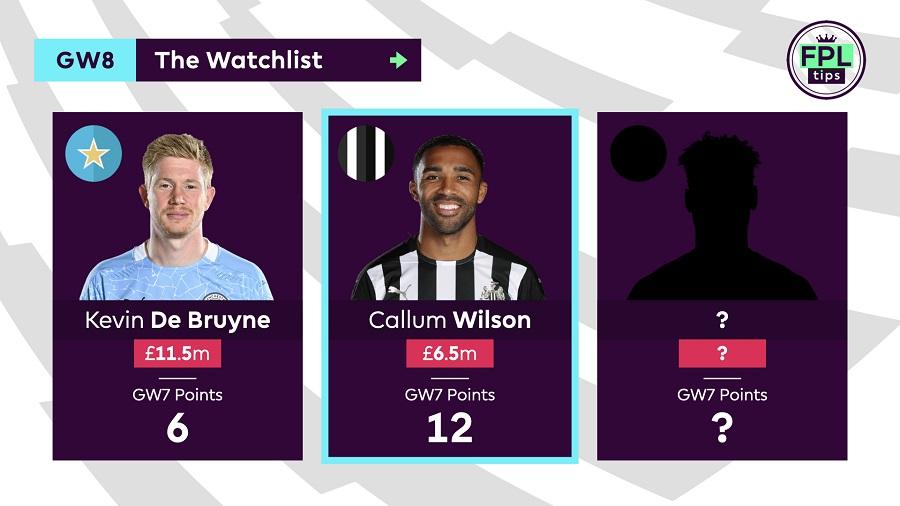 FPLTips Gameweek 8 Watchlist - Callum Wilson