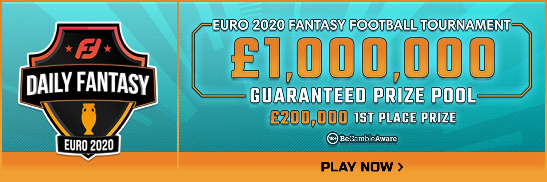 fanteam euro 2020 fantasy football game signup